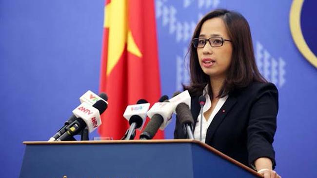 Việt Nam theo dõi giàn khoan Trung Quốc ở vịnh Bắc Bộ