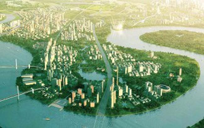 TP.HCM duyệt quy hoạch vùng châu thổ phía Nam Thủ Thiêm