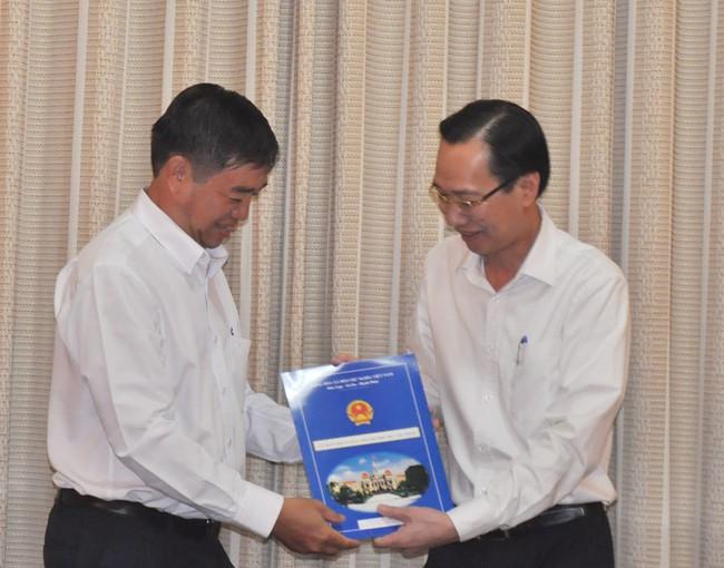 TP HCM tiếp tục bổ nhiệm nhiều nhân sự mới