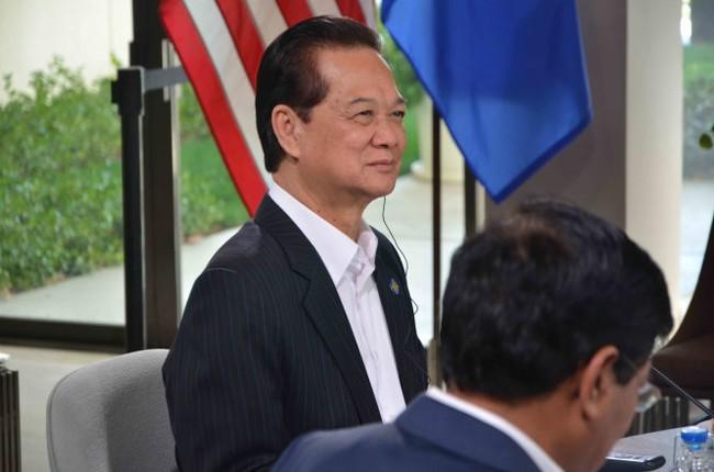 Thủ tướng Nguyễn Tấn Dũng: Cần xây dựng lòng tin chiến lược