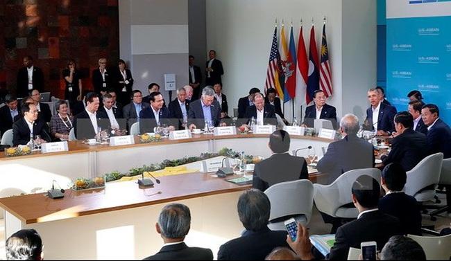 Chính thức khai mạc Hội nghị Cấp cao đặc biệt ASEAN-Hoa Kỳ