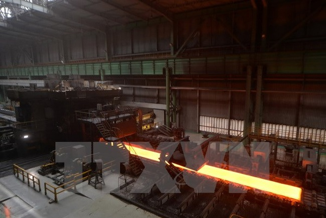"""""""Ủ bệnh"""" 40 năm, ngành thép ở Anh khủng hoảng trầm trọng vì thép Trung Quốc"""