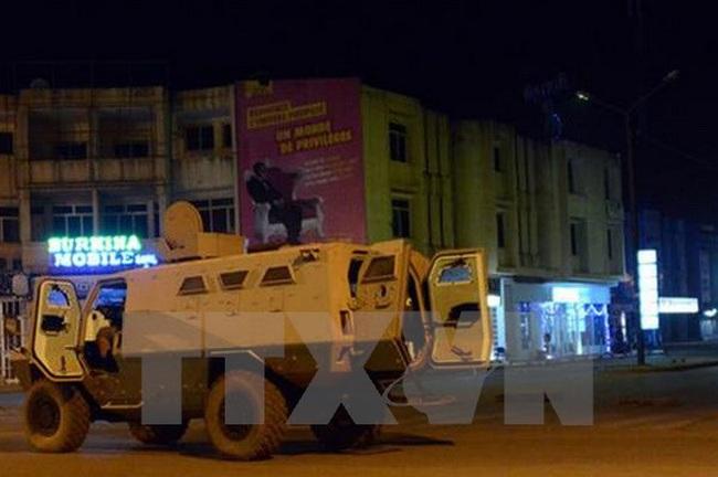 Vụ tấn công tại Burkina Faso: Một số con tin đã được giải thoát