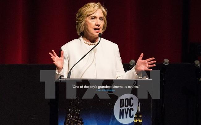 Bầu cử Mỹ: Bà Clinton đề xuất tăng thuế nhằm vào giới thượng lưu