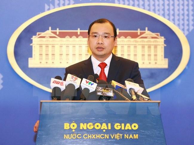 Kiên quyết phản đối và yêu cầu Đài Loan tôn trọng chủ quyền Việt Nam