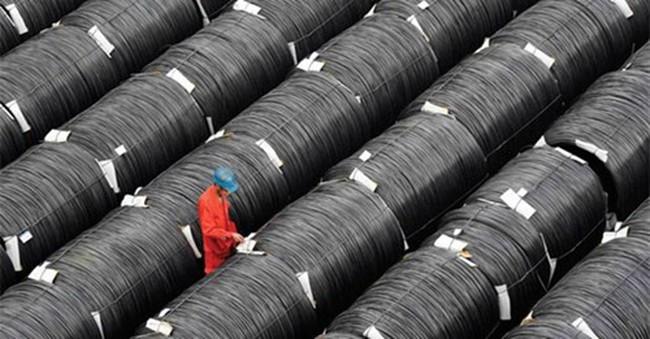 Nghi thép Trung Quốc dùng xuất xứ Việt Nam xuất khẩu