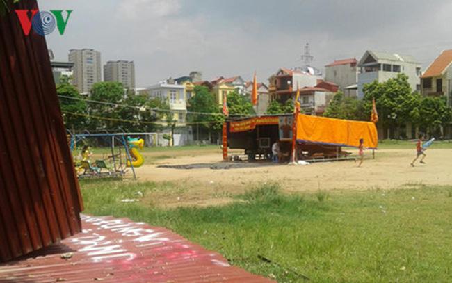 Xây trường ở Thịnh Liệt: Dân phản đối vì qui hoạch sai?
