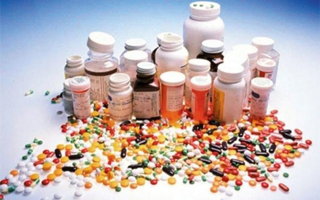 Đình chỉ lưu thông hàng loạt thuốc kháng sinh kém chất lượng