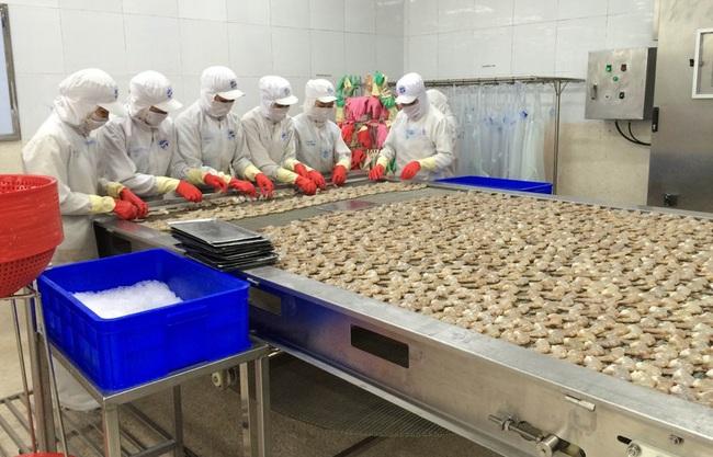 Xuất khẩu thủy sản đang mở rộng sang các nước ASEAN