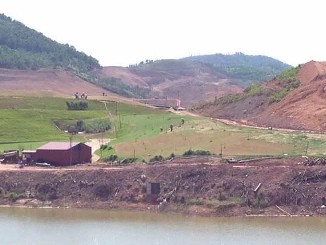 Dự án sân golf Yên Dũng, Bắc Giang: Dân phẫn nộ, nhà cửa bị đập phá tan hoang