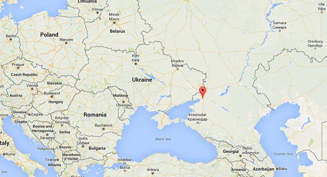 Máy bay rơi ở Nga, 62 người thiệt mạng