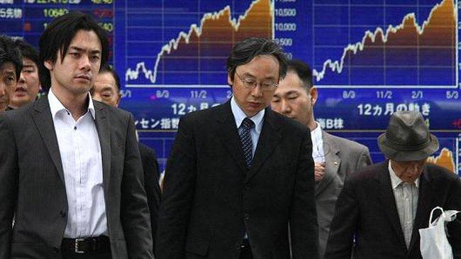 Dứt cơn bán tháo, chứng khoán châu Á biến động trái chiều