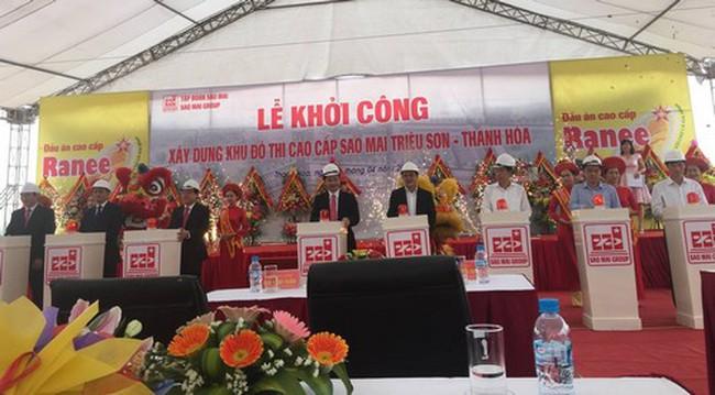 Ông lớn BĐS phía Nam vung nghìn tỷ đầu tư dự án tại Thanh Hóa