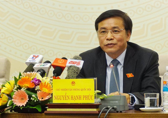 Tổng thư ký Quốc hội: Nhân sự về cơ bản giữ nguyên, không thay đổi nhiều