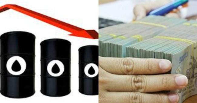 Chỉ bán được 55 USD/thùng, ngân sách hụt thu 64.000 tỷ đồng vì giá dầu