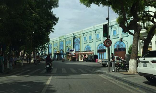 Tổ hợp khách sạn sát Hồ Gươm: Hai biệt thự cũ có bị đập bỏ?