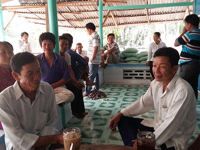 Nông dân bị quỵt tiền bán lúa