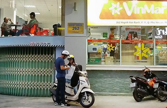 Cửa hàng tiện lợi 'lên ngôi'