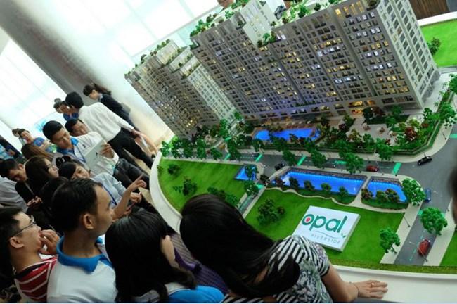 Công khai dự án đã thế chấp để... bảo vệ người mua nhà