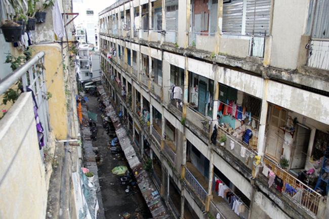Thủ tướng trao cho TPHCM cơ chế đặc thù trong xây dựng chung cư cũ
