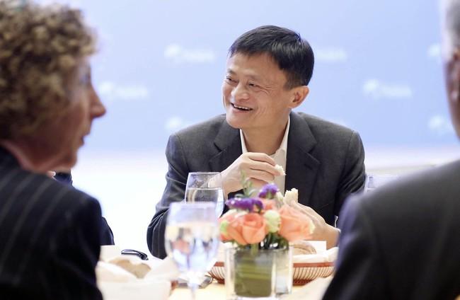 Jack Ma trở thành người giàu nhất châu Á