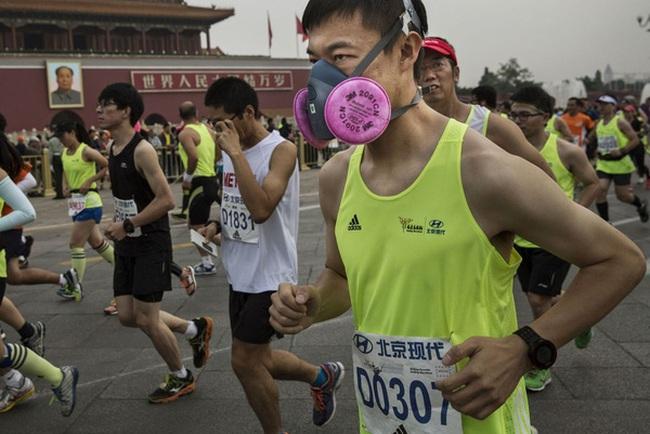 Trung Quốc: 5 năm, mua không khí sạch để thở hết 213 USD