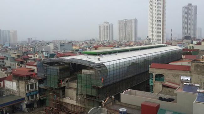 Dự kiến ngày 30/4, đoàn tàu đầu tiên dự án Cát Linh - Hà Đông sẽ về công trường