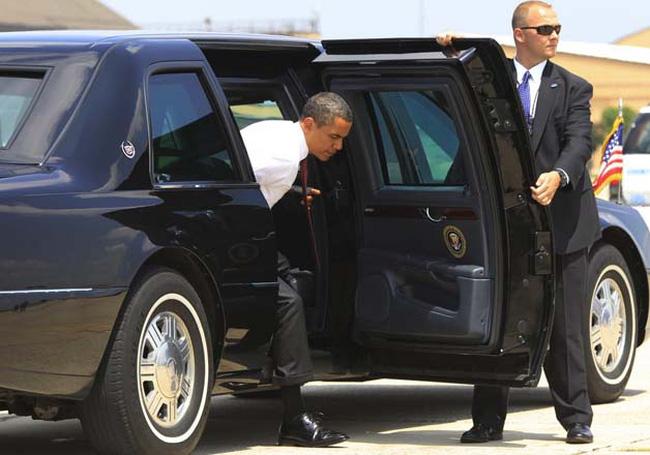 10 điều thú vị về chiếc xe chuyên chở Tổng thống Mỹ