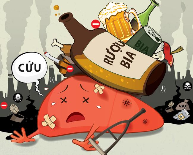 Uống 500ml bia mỗi ngày làm tăng nguy cơ ung thư tuyến tiền liệt