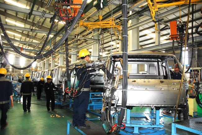 Nên chọn Trường Hải làm mẫu tiếp cận cho ngành công nghiệp ô tô khi vào TPP