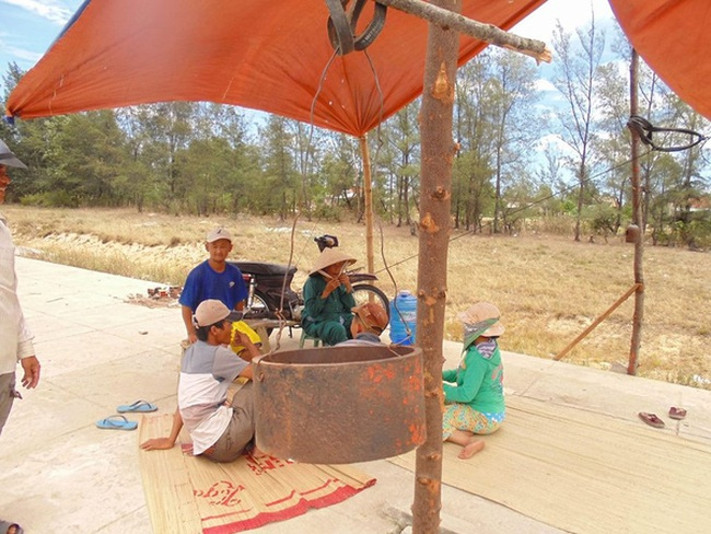 Họp báo vụ nhà máy thép ở thượng nguồn Quảng Nam