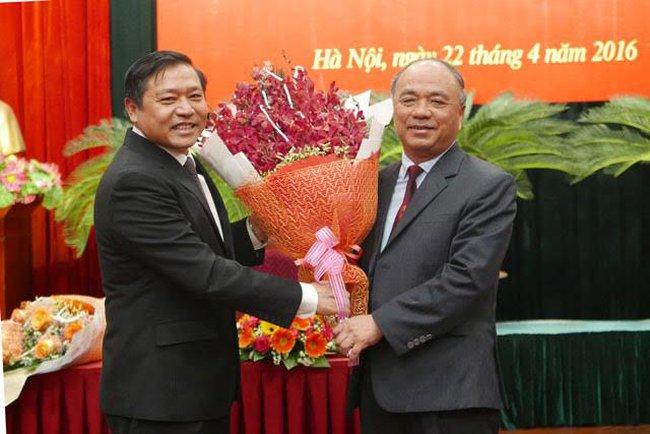 Ông Lại Xuân Môn làm Chủ tịch Hội Nông dân Việt Nam