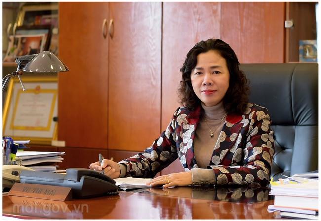Tái bổ nhiệm bà Vũ Thị Mai giữ chức Thứ trưởng Bộ Tài chính
