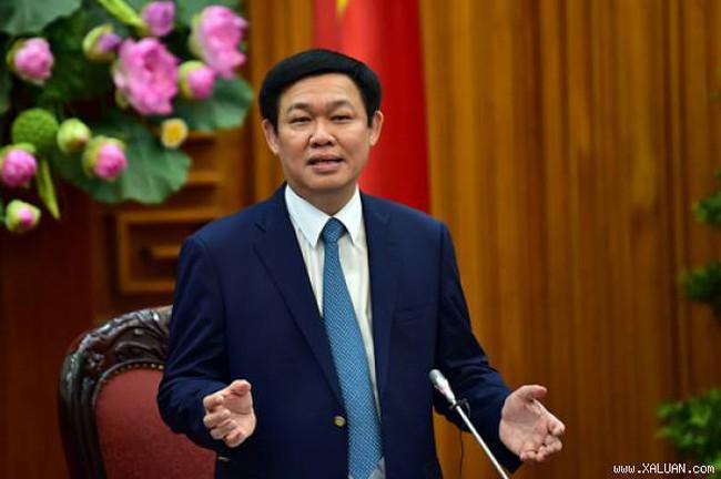 """Phó Thủ tướng Vương Đình Huệ: """"Bội chi tăng rồi chạy về trung ương thì không có đâu mà bù"""""""