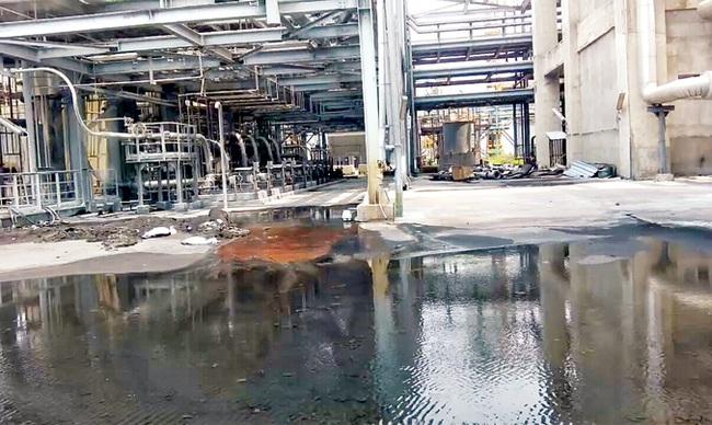 Đạm Ninh Bình: Nhà máy 12.000 tỷ, 4 năm lỗ 2.000 tỷ đồng