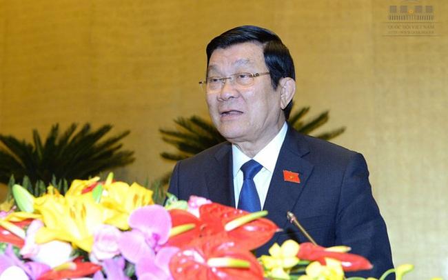Chủ tịch nước: Hơn 300 tướng được phong hàm trong nhiệm kỳ