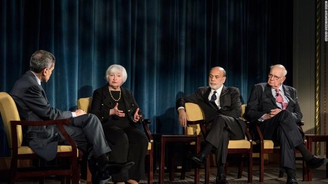 Điều gì ám ảnh 4 đời Chủ tịch Fed?