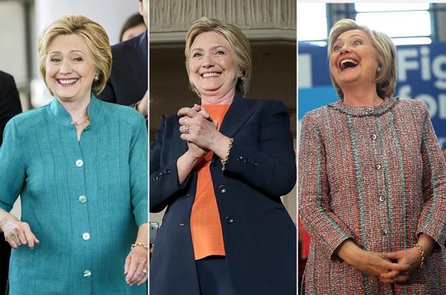 """Mặc chiếc áo 12.495 USD khi nói về chênh lệch giàu nghèo, Hillary Clinton bị dân mạng """"ném đá"""""""