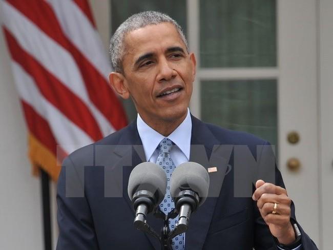 Tổng thống Mỹ Obama kêu gọi sự ủng hộ Chính phủ Thổ Nhĩ Kỳ