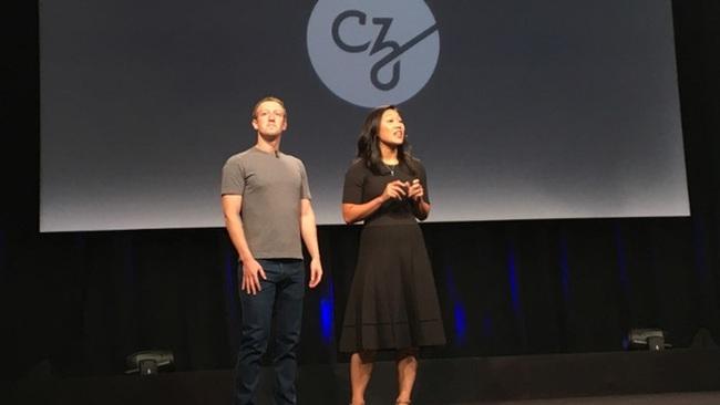 Vợ chồng Mark Zuckerberg vừa tuyên bố dành 3 tỉ USD để tìm cách chữa mọi loại bệnh