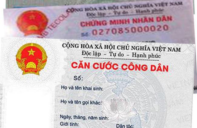 Lệ phí cấp mới thẻ Căn cước công dân là 30.000 đồng/thẻ