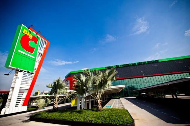 """""""Ông lớn"""" Lotte, Dairy Farm cũng chạy đua  mua lại Big C Việt Nam"""