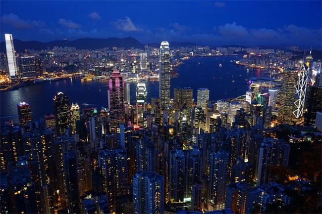 25 quốc gia, vùng lãnh thổ giàu nhất thế giới