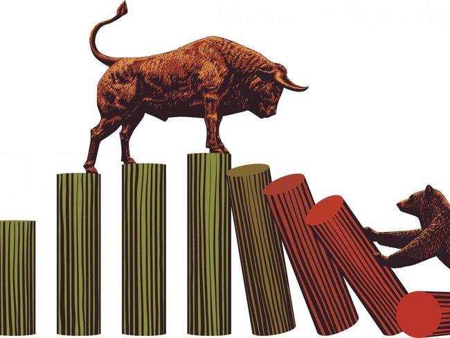 Thị trường thăng hoa, 112 mã tăng kịch trần