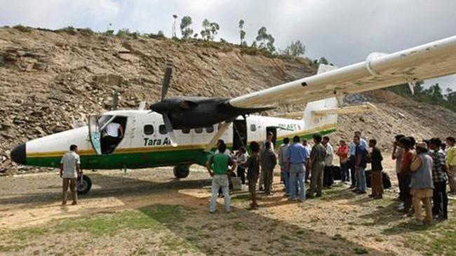 Tìm thấy xác máy bay mất tích ở Nepal, nhiều khả năng 23 người đều thiệt mạng