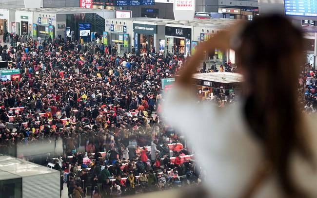 Bước chuyển mình của kinh tế Trung Quốc nhìn từ Tết nguyên đán