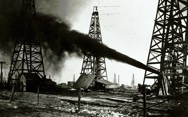 Hoạt động khoan dầu ở Mỹ bây giờ chỉ bằng năm 1859