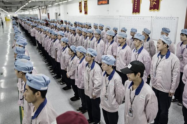 Khám phá bên trong nhà máy sản xuất iPhone bí mật nhất thế giới