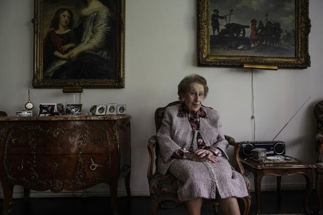 Người phụ nữ làm việc lâu năm nhất trên phố Wall vừa qua đời ở tuổi 101