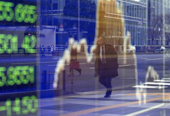 Chứng khoán Nhật Bản tăng 20% kể từ tháng 6